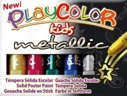 Playcolor METALLIC 6