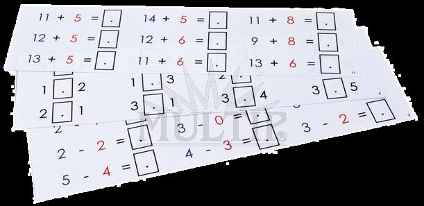 Pracovni Listy K Magneticke Aritmetice 2